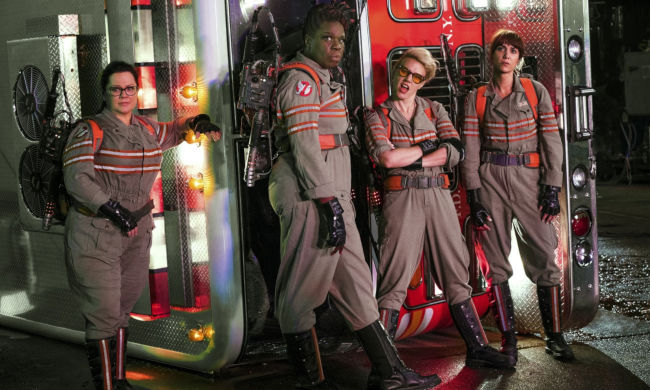 new ghostbusters